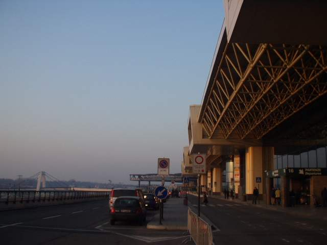 city air terminal, Malpensa