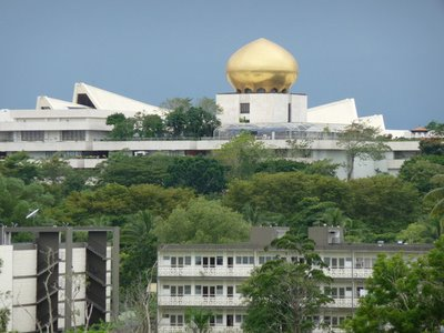 Residence of Sultan of Brunei